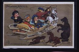 RUSSI LES NATIONS PUBLICITE CHAUSSURES RAOUL - Illustrateurs & Photographes