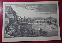 Ansichtskarte Bild Postkarte Basel Schweiz - BS Basel-Stadt