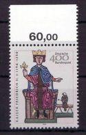 Germany Bund BRD 1994 Mi 1738 ** MNH Friedrich II. OR OBERRAND - [7] Federal Republic