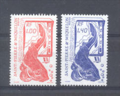 Saint Pierre Et Miquelon - N° 472 Et 473 Neufs ** - MNH - St.Pierre & Miquelon