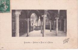 CPA Constantine - Intérieur Du Palais De La Division - 1906 (2061) - Konstantinopel