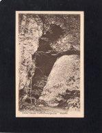 46593   Germania,    Petite  Suisse  Luxembourgeoise,  Eisgrotte,  NV - Echternach