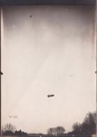 1914-18 Photo BALLONS De Surveillance Allemand - Guerre, Militaire