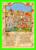 HISTOIRE DU CATHARISME - BATAILLE DE MURET - MORT DU ROI PIERRE D´ARAGON - ORIENT - COL. PALME - - Histoire
