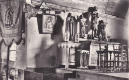 """Côtes D´armor 22  Vieux Marché  """" Chapelle Des 7 Saints Statue De St Isidore Patrons Des Travailleurs """" - Otros Municipios"""