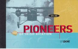 """IRLANDE - 1998 - CARNET  """"PIONNIERS De L'AVIATION IRLANDAISE"""" - Carnets"""