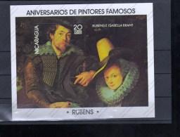 SELLOS DE NICARAGUA - Rubens