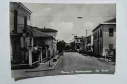 CARTOLINA Di  MARINA DI  MONTEMARCIANO   ANCONA  A7002  VIAGGIATA - Ancona