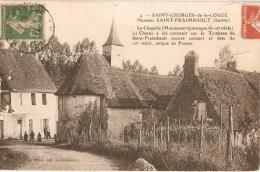 Village De SAINT-FRIMBAULT En SAINT-GEORGES De La COUÉE - France