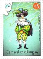 Uruguay 2014 ** Fiesta De Carnaval. Carnival.  See Description. - Carnevale