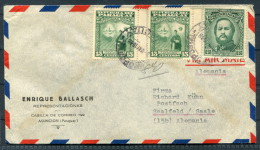 1948 Paraguay Enrique Ballasch Brief - Germany - Paraguay