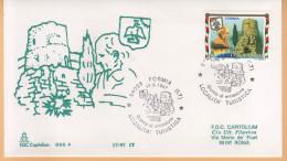 22802 Italia 1997 FDC Capitolium 866 A - F.D.C.