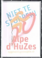 Postset Alpe D´Huzes Met Oa Vel Persoonlijke Postzegels - SCHAARS, LEES!! - Netherlands