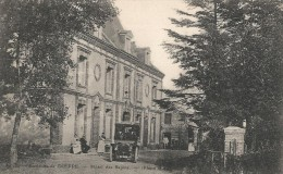 CPA Sainte-Marguerite Sur Mer - Hôtel Des Sapins - Phare D´Ailly - France