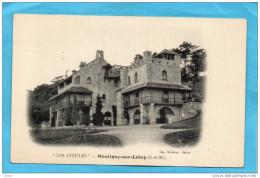 """Montigny Sur Loing-+""""les Ayeules"""" -années 1900-10 - France"""
