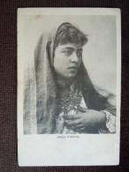 Jeune Femme Arabe , Junge Araberin - Sin Clasificación
