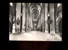 BOURGES Cher 18 : La Cathédrale Saint St Etienne : Les Cinq Nefs - Bourges