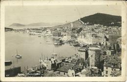 HRVATSKA  CROAZIA  SPLIT  SPALATO  Panorama  Jugoslavija Nice Stamps - Croazia
