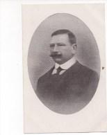 Personnage Historique Belge - Arthur Ferdinand Boer - Belgien