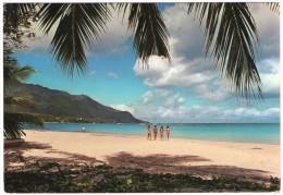 SEYCHELLES - BEAU VALLON BAY / THEMATIC STAMPS-BIRDS - Seychelles