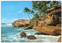 SEYCHELLES - ANSE SONGE,LA DIGUE - Seychelles
