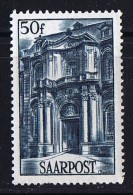 1948  Abbaye De Mettlach 50 Fr Yv 243 ** MNH - Neufs