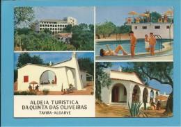 TAVIRA - Aldeia Turística Da Quinta Das Oliveiras - ALGARVE - Portugal - 2 SCANS - Faro