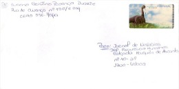 Portugal Cover With Dinosaur ATM - Lettere
