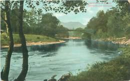 BETTWS-Y-COED - Waterloo Bridge - Caernarvonshire