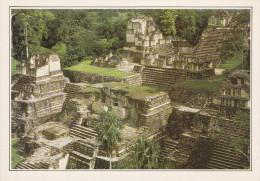 GUATEMALA. Tikal. L'ancienne Métropole Maya.  -  Tikal. La Antigua Métropolis Maya. - Guatemala