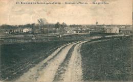 VENDEE    - Envitons  De  Fontenay Le Comte   -  Nieul -sur L'AUTISE - Fontenay Le Comte