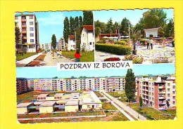 Postcard - Borovo   (V 21578) - Croazia