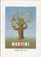 8928/ 1 Publicité Originale, Martini, Illust. Bido 1952 - Advertising