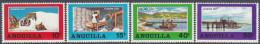 ANGUILLA, 1969 SALT INDUSTRY 4 MNH - Anguilla (1968-...)