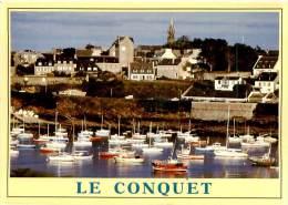 Belle CPM   -  Le Conquet. Un Coin Du Port. D 1311 - Le Conquet