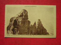 CPA   73  LA SAVOIE TOURISTIQUE  MAURIENNE  (BRAMANS ) LES DENTS D'AMBIN  VUES DU COL DES ROCHERS PENIBLES   NON VOYAGEE - Unclassified