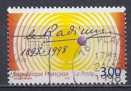 France -Le Radium YT 3210 Obl - Frankreich