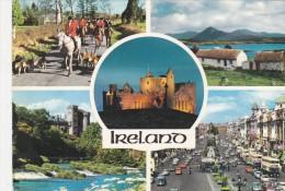 Cp , IRLANDE , Multi-Vues