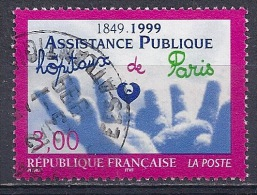 France -Assistance Publique YT 3216 Obl. - France