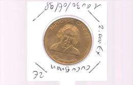 2 EURO De CHATEAU - NEUF - DU - PAPE . 2 000 Exemplaires . - Euros Of The Cities
