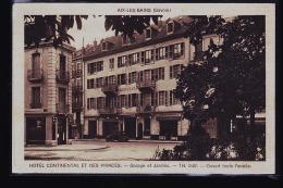 AIX LES BAINS HOTEL DES PRINCES - Aix Les Bains