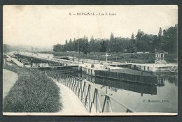 BOUGIVAL - Les Ecluses - Bougival