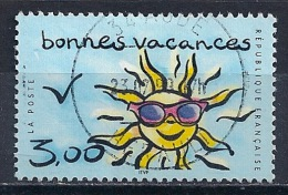 France -Bonnes Vacances 99 YT 3241 Obl. - France