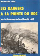 RANGERS POINTE HOC NORMANDIE DEBARQUEMENT 1944 PLAGE ARMEE US LIBERATION