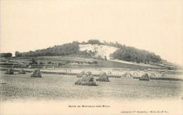 """CPA FRANCE 91 """"Butte De Montceau Près Milly"""" - Frankrijk"""