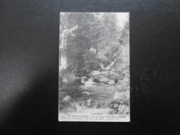 (63) CPA : SAINT-ANTHEME - Les Cascades De La Vallée De L'Enfer - Francia