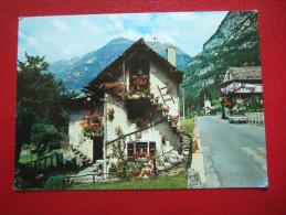 SUISSE -  SVIZZERA - CANTONE TICINO - VALLE VERZASCA - MOTIVO PITTORESCO - - TI Ticino