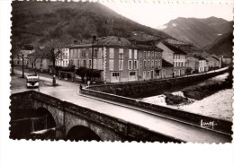 C P S M-C P M----09-----SEIX-----le Pont Les Hotels,la Montagne De Fonta----voir 2 Scans - Francia