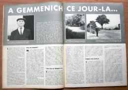 """Magazine Avec Article """"1914 à Gemmenich Ce Jour-la...""""1964 (Plombières) - 1914-18"""