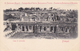 Pompei , Italy , 00-10s ; Casa Di Diomede - Pompei